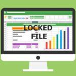 Блокировка для редактирования файлов Excel c включенным общим доступом при открытии по сети