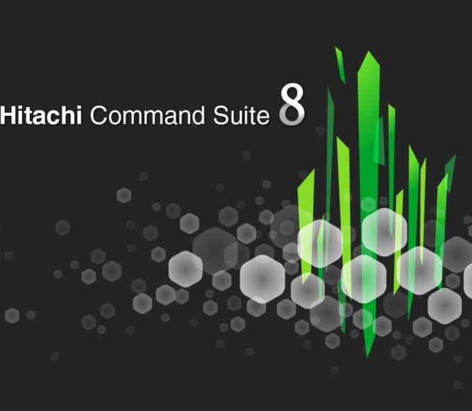 Установка Hitachi Command Suite 8