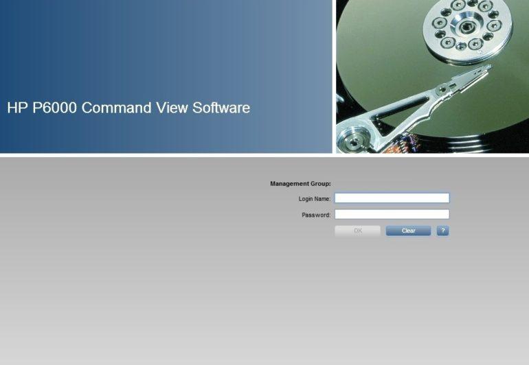 Статья - Как собрать логи на СХД HP EVA через Command View